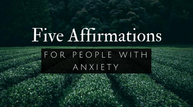 Five Affirmations