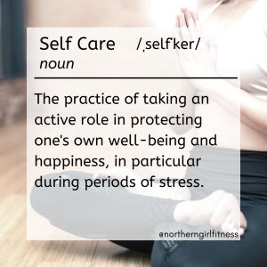 self care definition